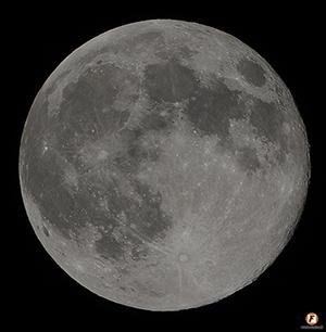 Foto alla luna più grande